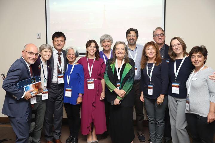 "Lecturers at the conference ""Autism and Fragile X–Associated Disorders"""